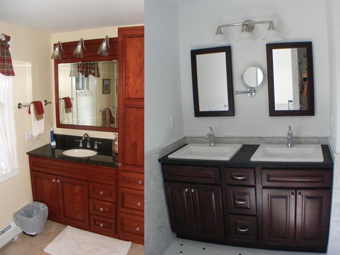 Bathrooms & Vanity